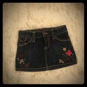 🌺 3/20 🦋 Gap Denim Skirt